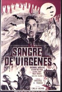 Sangre de Vírgenes - Poster / Capa / Cartaz - Oficial 1