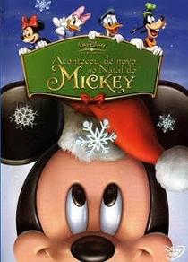 Aconteceu de Novo No Natal do Mickey - Poster / Capa / Cartaz - Oficial 2
