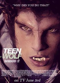 Teen Wolf (2ª Temporada) - Poster / Capa / Cartaz - Oficial 5