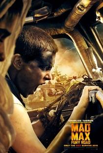 Mad Max: Estrada da Fúria - Poster / Capa / Cartaz - Oficial 10