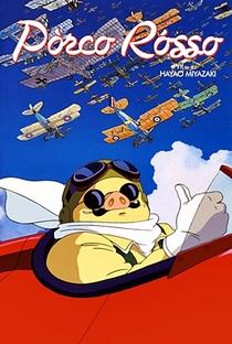 Porco Rosso: O Último Herói Romântico - Poster / Capa / Cartaz - Oficial 36