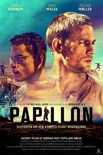 Papillon - Poster / Capa / Cartaz - Oficial 3