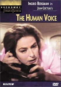 A Voz Humana - Poster / Capa / Cartaz - Oficial 1