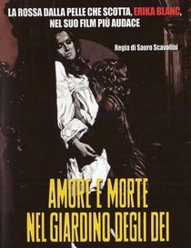 Amore e Morte Nel Giardino Degli Dei - Poster / Capa / Cartaz - Oficial 1