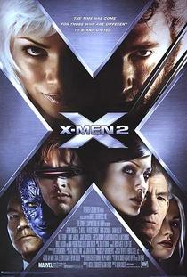 X-Men 2 - Poster / Capa / Cartaz - Oficial 1