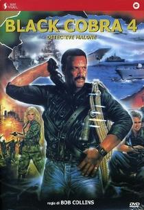 Detetive Malone - Code Name: Insciallah - Poster / Capa / Cartaz - Oficial 1