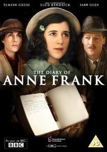 O Diário de Anne Frank   - Poster / Capa / Cartaz - Oficial 2