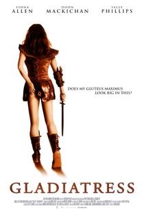 As Gladiadoras - Poster / Capa / Cartaz - Oficial 1