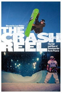 The Crash Reel - Poster / Capa / Cartaz - Oficial 3
