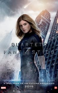 Quarteto Fantástico - Poster / Capa / Cartaz - Oficial 12
