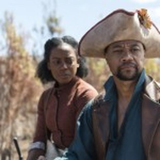 Fotos e vídeo: primeiras imagens da minissérie 'The Book of Negroes' | Temporadas - VEJA.com