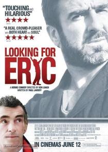 À Procura de Eric - Poster / Capa / Cartaz - Oficial 2
