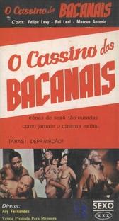 O Cassino das Bacanais - Poster / Capa / Cartaz - Oficial 1