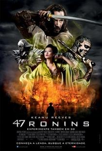 47 Ronins - Poster / Capa / Cartaz - Oficial 23