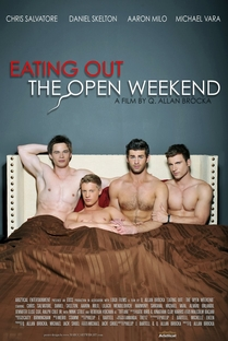 Eating Out: The Open Weekend - Poster / Capa / Cartaz - Oficial 1