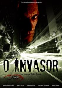 O Invasor - Poster / Capa / Cartaz - Oficial 3