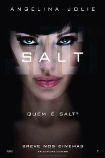 Salt - Poster / Capa / Cartaz - Oficial 1