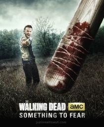 The Walking Dead (7ª Temporada) - Poster / Capa / Cartaz - Oficial 4