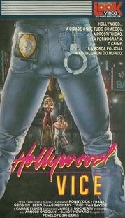 Hollywood Vice - Poster / Capa / Cartaz - Oficial 1