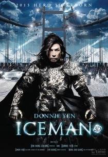 Iceman: A Roda do Tempo - Poster / Capa / Cartaz - Oficial 1