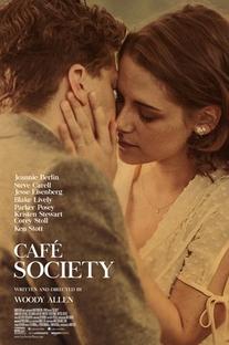 Café Society - Poster / Capa / Cartaz - Oficial 5