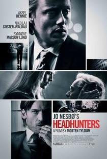 Headhunters - Poster / Capa / Cartaz - Oficial 1