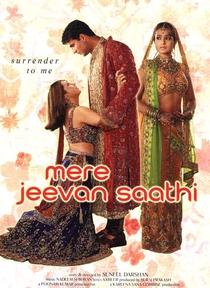 Mere Jeevan Saathi - Poster / Capa / Cartaz - Oficial 3
