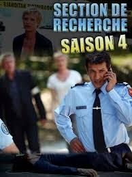 Section de recherches (4ª Temporada) - Poster / Capa / Cartaz - Oficial 1