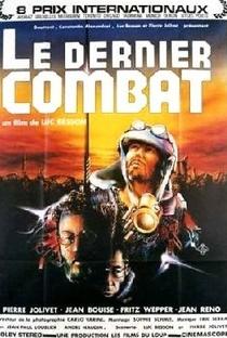 O Último Combate - Poster / Capa / Cartaz - Oficial 3