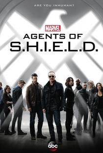 Agentes da  S.H.I.E.L.D. (3ª Temporada) - Poster / Capa / Cartaz - Oficial 1
