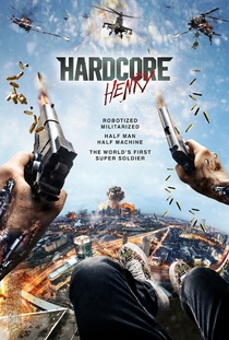 Hardcore: Missão Extrema - Poster / Capa / Cartaz - Oficial 3