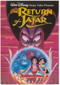 O Retorno de Jafar - Poster / Capa / Cartaz - Oficial 1