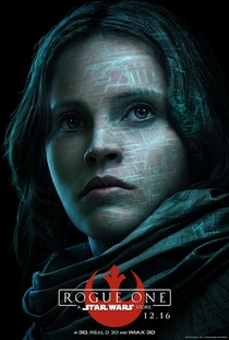 Rogue One: Uma História Star Wars - Poster / Capa / Cartaz - Oficial 11