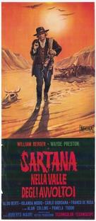 Sartana no Vale da Morte - Poster / Capa / Cartaz - Oficial 1