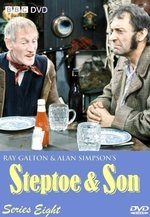 Steptoe and Son (8ª Temporada) - Poster / Capa / Cartaz - Oficial 1