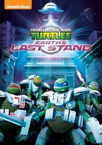 Tartarugas Ninja (4ª Temporada) - Poster / Capa / Cartaz - Oficial 1
