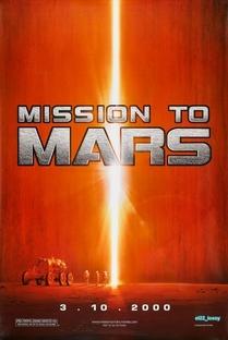 Missão: Marte - Poster / Capa / Cartaz - Oficial 3