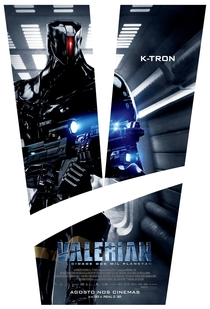Valerian e a Cidade dos Mil Planetas - Poster / Capa / Cartaz - Oficial 10
