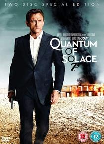 007 - Quantum of Solace - Poster / Capa / Cartaz - Oficial 12