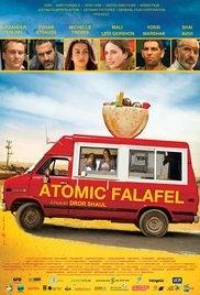 Falafel Atômico - Poster / Capa / Cartaz - Oficial 1