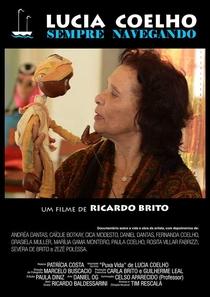 Lucia Coelho - Sempre Navegando - Poster / Capa / Cartaz - Oficial 1