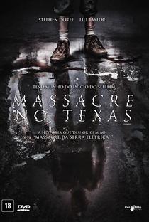 Massacre no Texas - Poster / Capa / Cartaz - Oficial 10