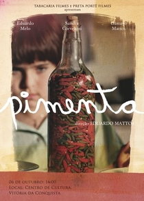 Pimenta - Poster / Capa / Cartaz - Oficial 1