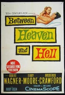 Entre o Céu e o Inferno - Poster / Capa / Cartaz - Oficial 1