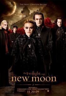 A Saga Crepúsculo: Lua Nova - Poster / Capa / Cartaz - Oficial 6