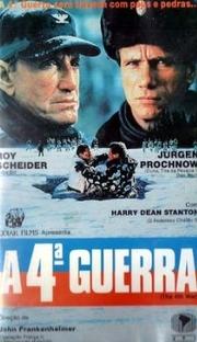 A Quarta Guerra - Poster / Capa / Cartaz - Oficial 2