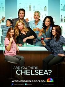 Cadê Você, Chelsea? (1ª Temporada) - Poster / Capa / Cartaz - Oficial 1