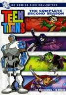 Os Jovens Titãs (2ª Temporada)