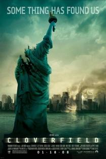 Cloverfield - Monstro - Poster / Capa / Cartaz - Oficial 3