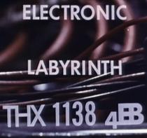 Labirinto Eletrônico THX 1138 4EB - Poster / Capa / Cartaz - Oficial 2